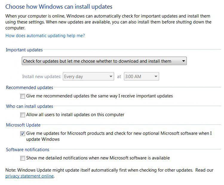 Clean Reinstall of Windows 7 Update Question?.-win-update-settings.jpg