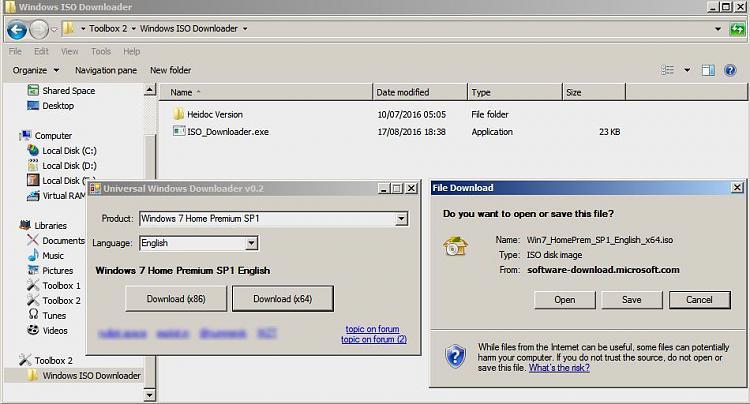 Question about heidoc net tool - Windows 7 Help Forums