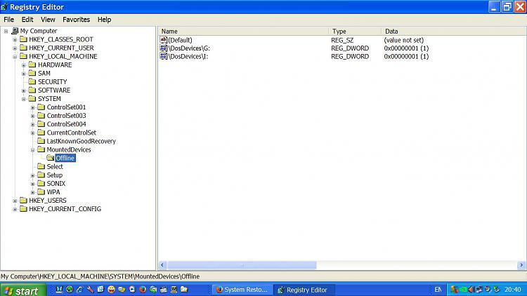 Dual Boot - Hiding Win 7 drives in XP-registryentry.jpg