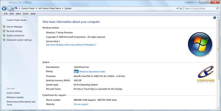 Repair Install Compatibility Error:You can't upgrade 64-bit Windows...-sytem-specs_64bit.png