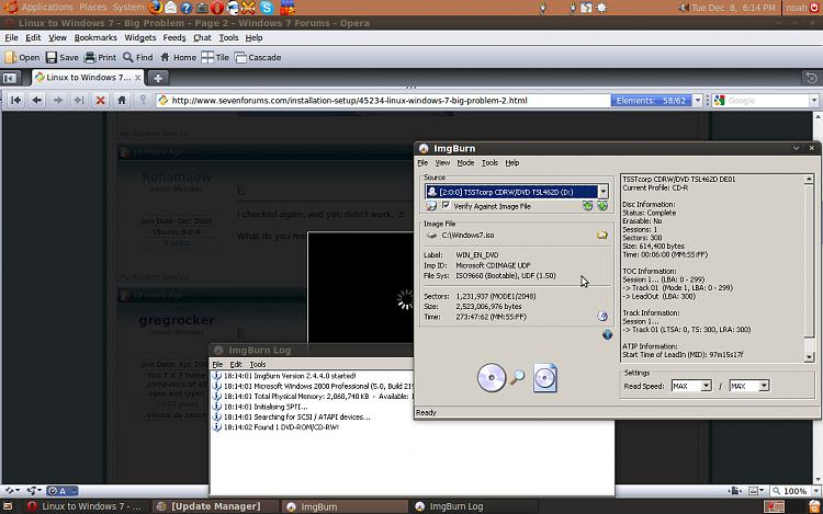 Linux to Windows 7 - Big Problem-verify.png