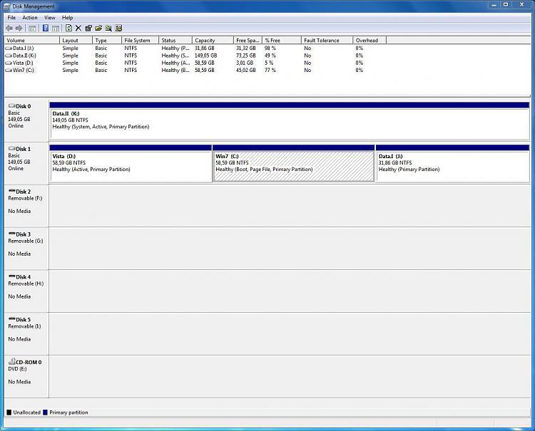 Windows 7 installs a system on data disk-diskmgmtwin7.jpg