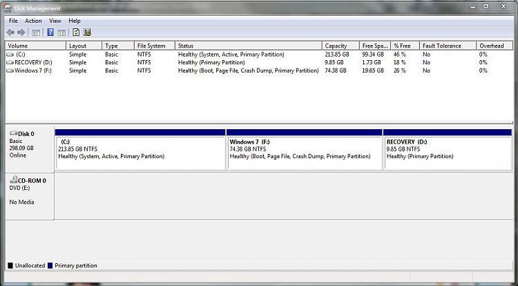 Removing Vista from Dual-Boot System Vista + Windows 7-disk-management.jpg