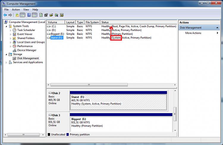 Wrong disk is system disk-hmmm.png