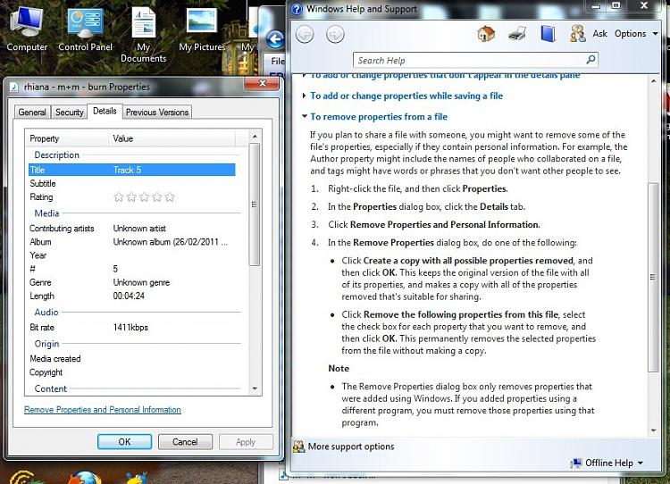 Burn list in windows media player-trying-remove-title.jpg