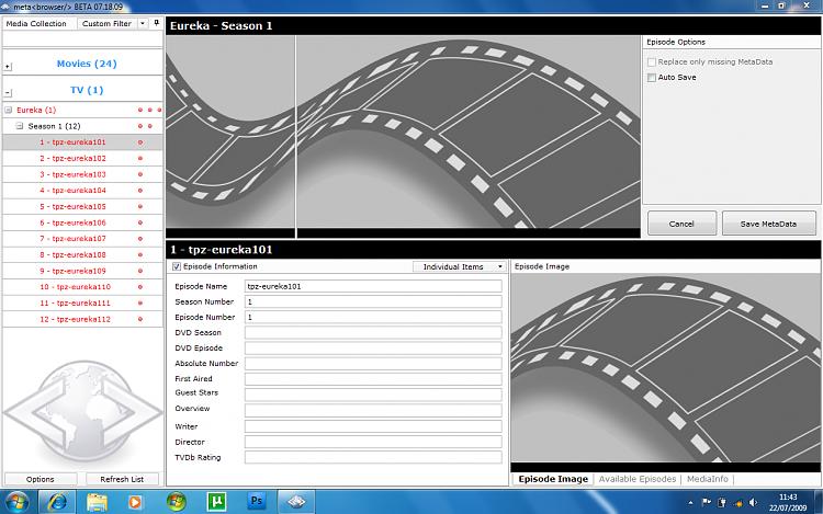 'Meta browser in Windows 7'-capture1.png