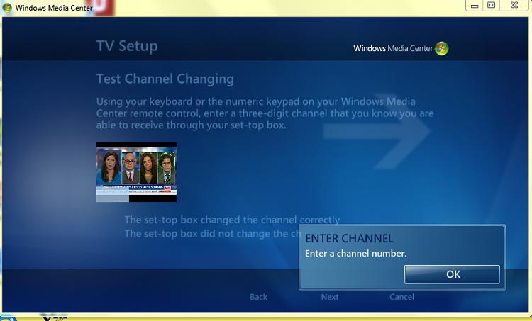 Tuner Setup - setup loops at accepting Channel Changer-wmc-setup-ok.png