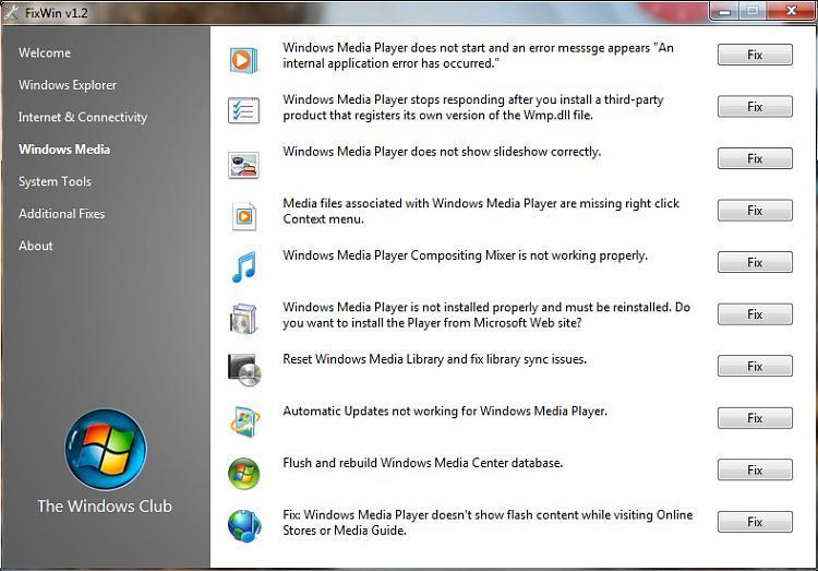 windows media center not updating guide