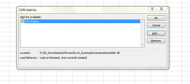 COM Add-Ins for Excel Student Edition-com-ok.png