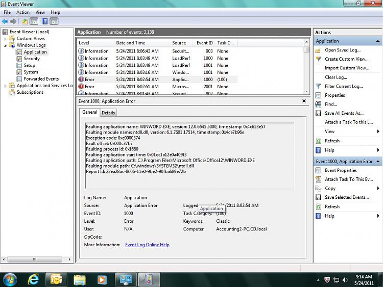 Microsoft Word/Powerpoint 2007 Won't Open-officeerror.jpg