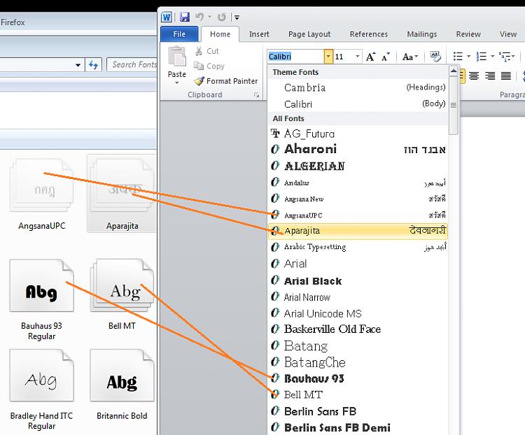 "MS Word 2010 shows ""Hidden"" fonts in its menus-ds_word_hidden_fonts.png"