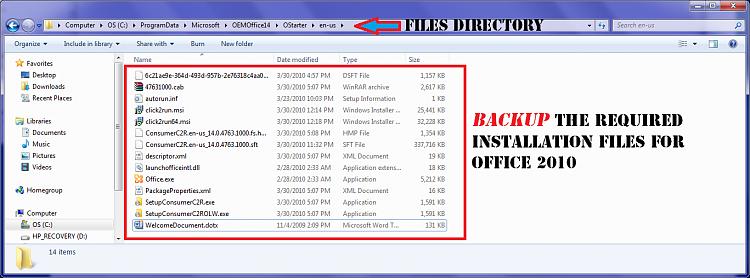 I Can T Open Microsoft Office Starter 2010 Solved