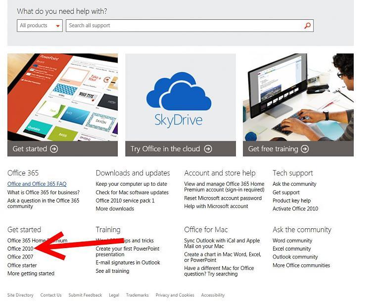 Microsoft Customer support gone wrong-2010.jpg