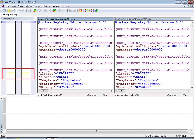 Word options registry key? Solved - Windows 7 Help Forums