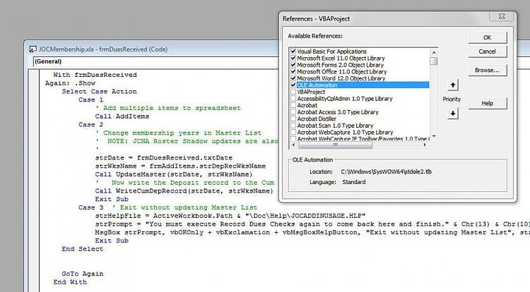 VBA object libraries Office 2003 vs 2007-excelreferences.jpg