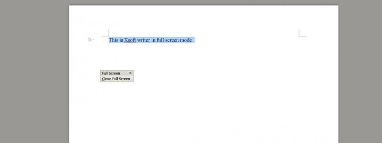 Free MS Office Clone WPS / KINGSOFT OFFICE - Page 2