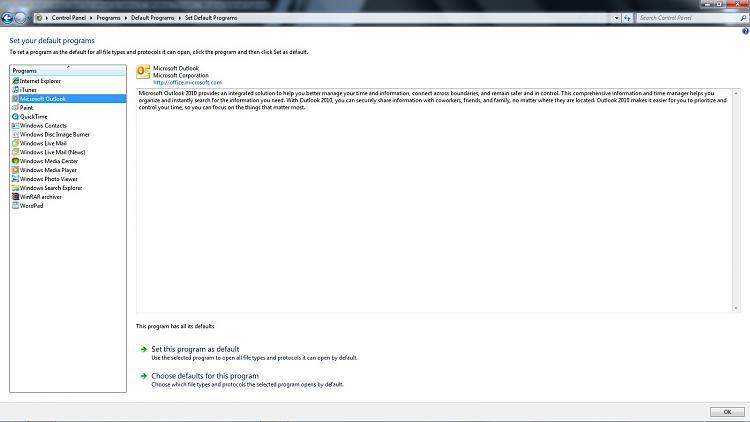 Outlook 2010 is defaul client but refuses to believe it-default.jpg