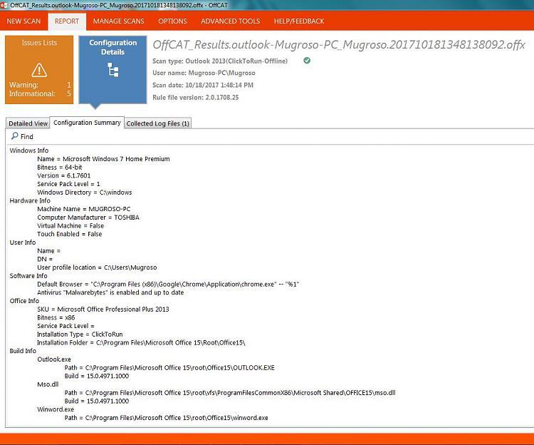 Outlook 2013 is not responding (freezes or hangs) - Windows
