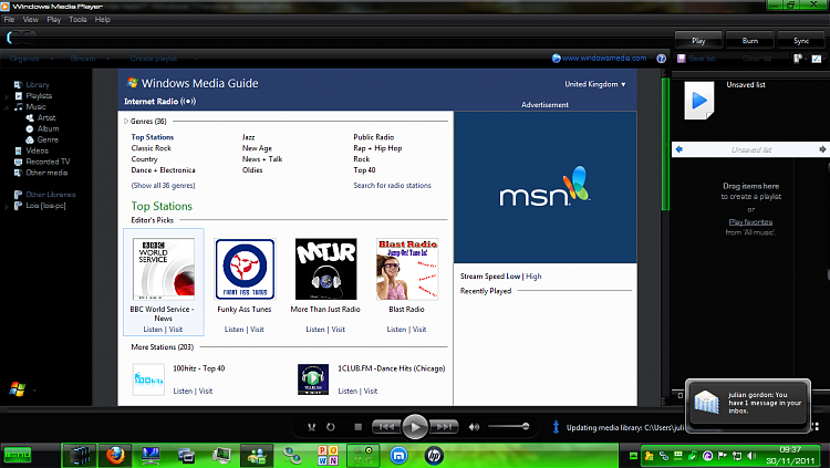 Can WMP stream internet radio?-2011-11-30_0937.png