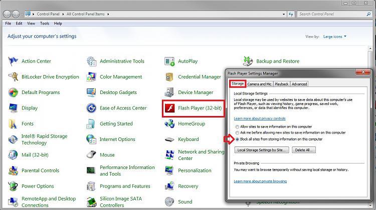 Deleting annoyning Adobe Flash Player Settings dropdown?-block_all.jpg
