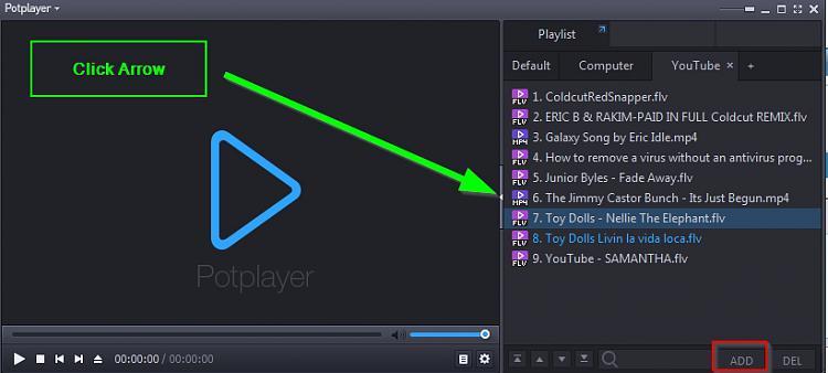 Best Win Media Player alternative?-playlists.jpg