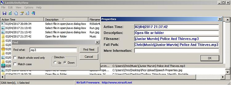 Finding Windows 7 .mp3 logs-lastactivityview.jpg