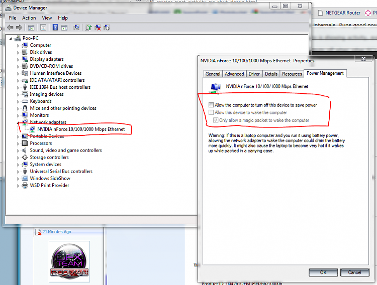Router port activity: PC shut down.-wol.png