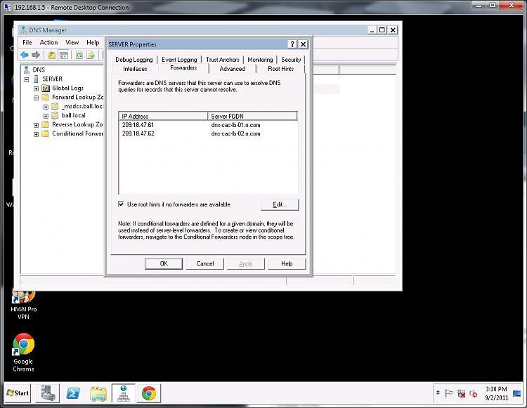 Windows Server 2008 AD & WSUS Errors-dns-servers.jpg