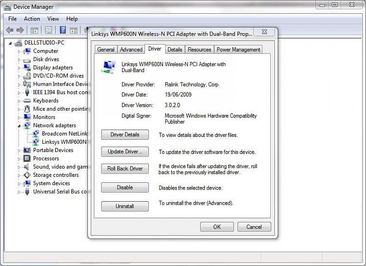 On board Realtek Lan Card stops working after driver update on Win7-rollback.jpg