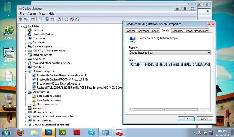 Limited Internet Connectivity, windows wont detect networking hardware-screenshot.jpg