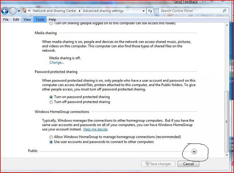 Windows 07 Cannot See Windows XP Machine-advance2.jpg