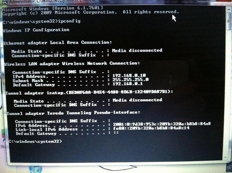 DNS server not responding even after uninstalling Bonjour-image.jpg