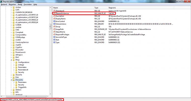 DNS Server Client won't start - dependent service does not exist-dns.png