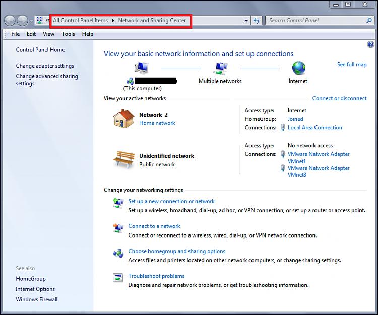 Modem will not work on restart-network_center_01.png