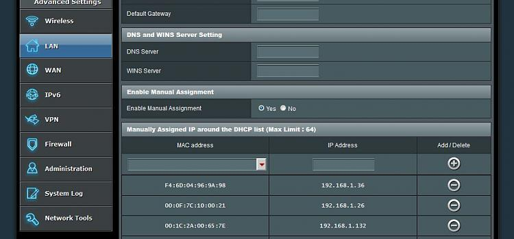 Setting Static address via Windows or Router?-routerdhcp.jpg