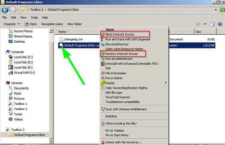 How to block all programs having internet access except specific ones?-ocf.jpg