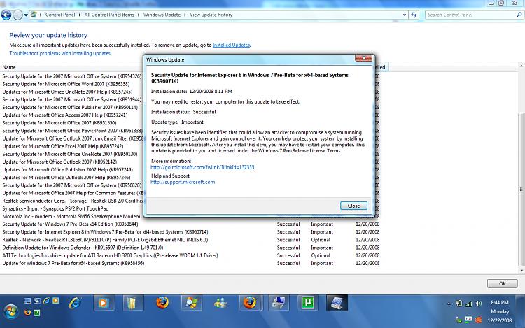 Window 7 Pre-BETA Warning-updates.png