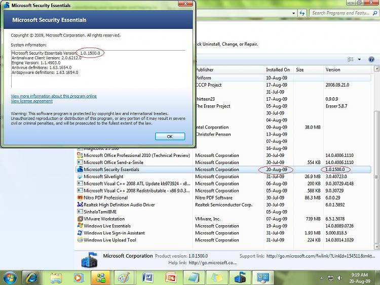 Microsoft Security Essentials build 1.0.1500.0 arrives-asa.jpg