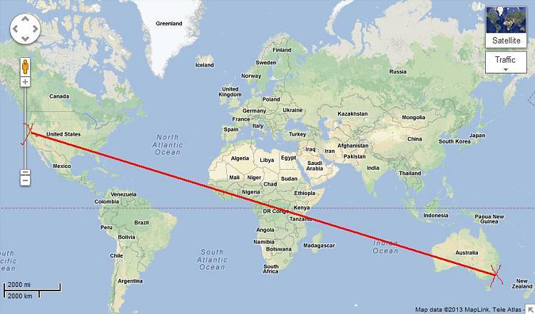 Apple, Microsoft, Adobe summoned by Australia pricing inquiry-map.jpg