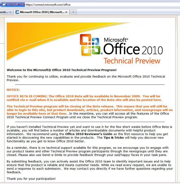 Office 2010 Public Beta Available on Technet/MSDN-office2010.jpg