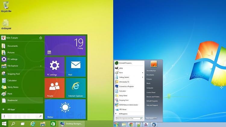 Win 9 Release Date: Sept. 30 (?)-start-menu-windows-7-vs-windows-9.jpg