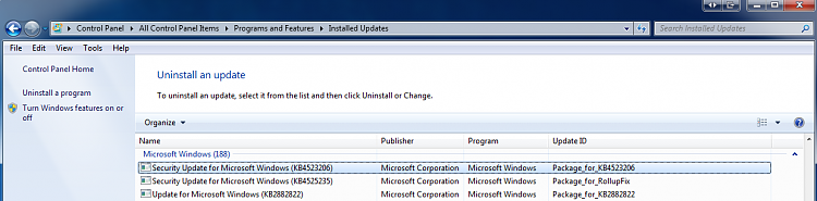 KB4523206 Servicing stack update for Windows 7 - Nov. 12-w7u64_installedupdates.png