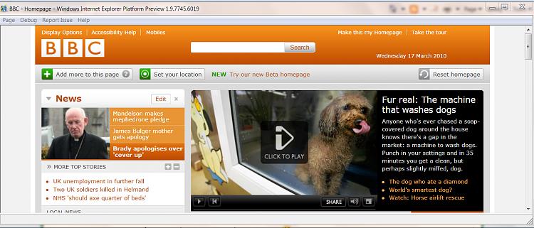 Internet Explorer 9 developer preview-bbc1.png