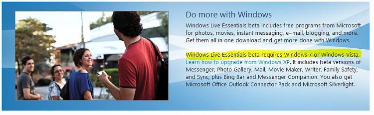 Windows Live Essentials Beta due for release-wle.jpg