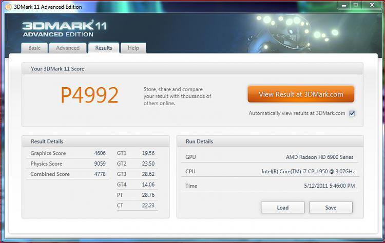 Unofficial 3DMark Vantage Benchmark Scores-3dmark11-score.jpg