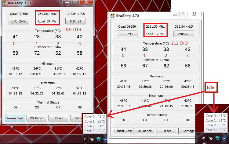 Modifing old desktop machine in new case-q9550-nh-d14.jpg