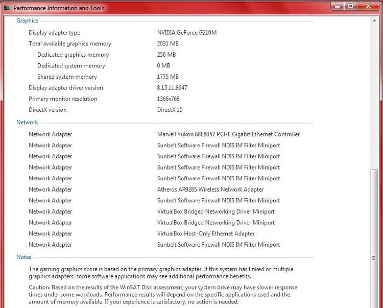 Laptop NBA 2k11 running slow when it was fine a few days ago-system2.jpg