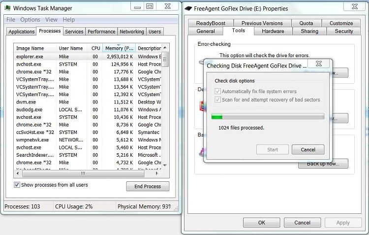 explorer.exe using most of my RAM-whysomuchramusageexplorer.jpg