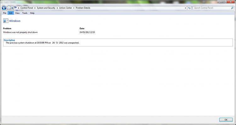 Windows 7 Home Premium 64-bit, encountering random freezes-windowsshutdownunexpected5details.png
