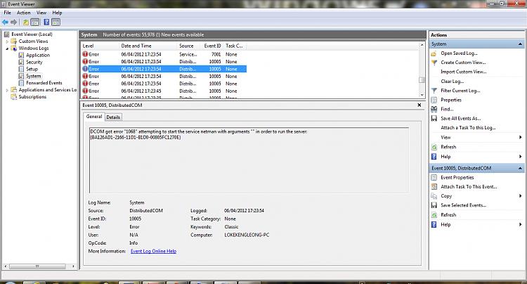 Windows 7 Home Premium 64-bit, encountering random freezes-dcomerror.png